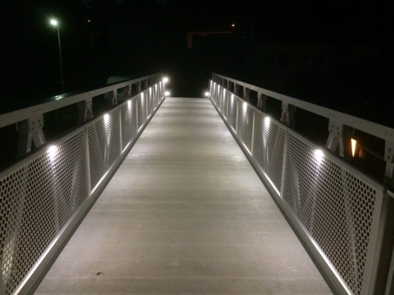 ACREO-LUX Brückenbeleuchtung