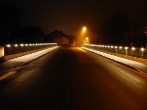 Brückenbeleuchtung