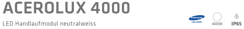 ACERO-LUX 4000